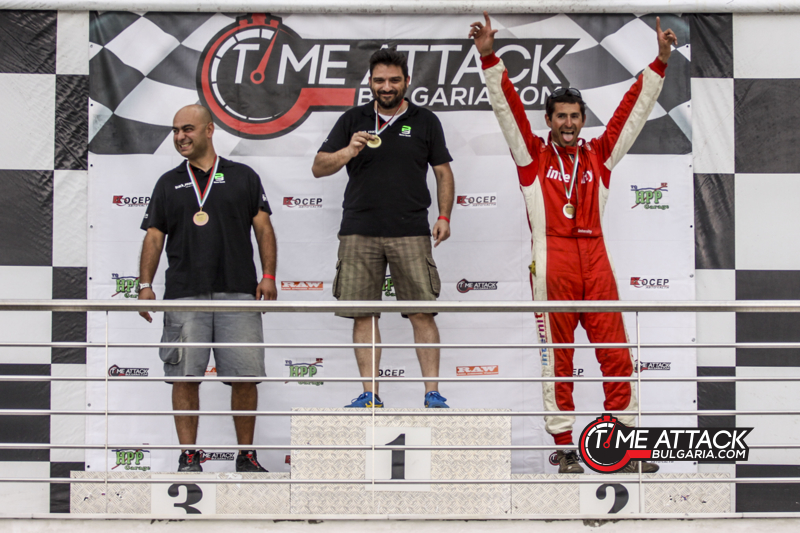 "Time Attack Round 4 ''Serres Racing circuit'' 03.07.2015 / Тайм Атак кръг 4 ""Писта Серес'' 03.07.2015"